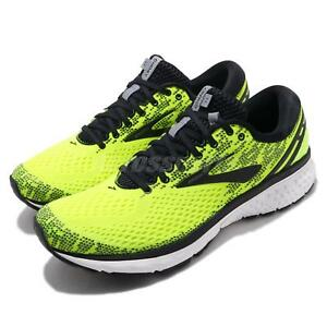 404a255e724 Brooks Ghost 11 Nightlife Black White Men Running Shoes Sneakers ...