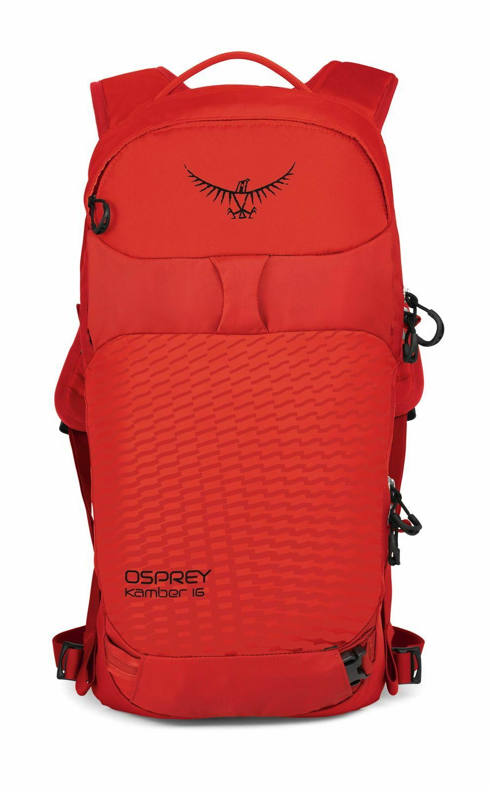Osprey Zaino Kamber Kamber Kamber 16 Ripcord Rosso a5b