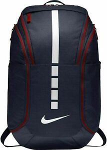 Nike Hoops Elite Pro Basketball Backpack Red White Blue BA5554-414