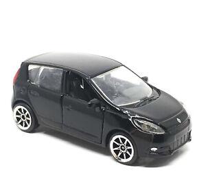 Majorette-Renault-Scenic-III-Black-1-64-221F-Wheel-8S-no-Package