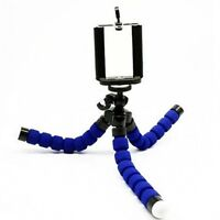 New Octopus Flexible Mini Tripod Stand Mount With Free Holder For Smart Phones