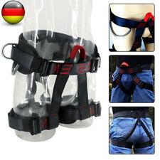 Komfort Sicherheitsgurt Klettergurt Kletterausrüstung Baumpflege Fallschutz DE