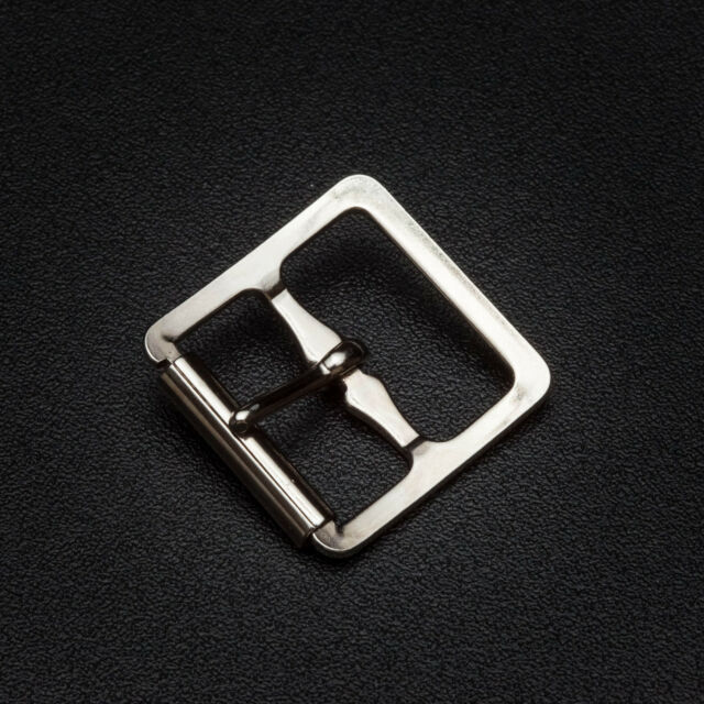 "Double Roller Buckles Silver 1/2"" - 1 1/4"" 13mm - 30mm  Assorted Quantities"