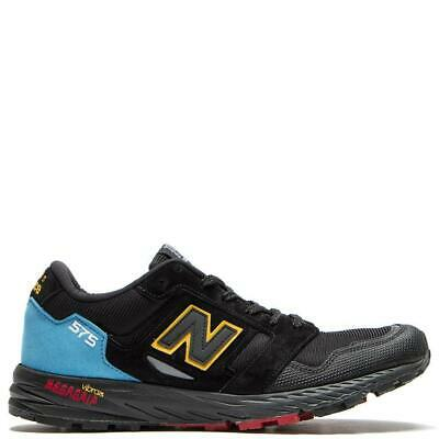 f0e0dff89eadf New Balance 575 Made In UK England Black Blue Men Lifestyle Limited gym  MTL575UT