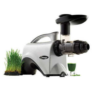Omega Nutrition Centre Masticating Juicer 150-Watt NC800HDS