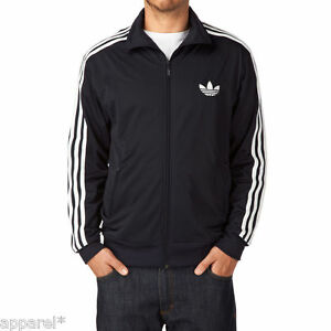 Adidas Originals Firebird Hoodie Black 56