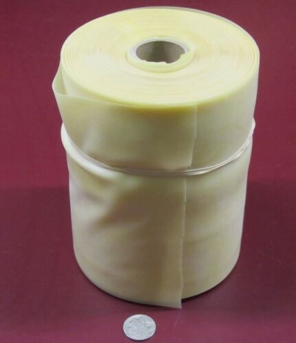 "Latex Rubber Film .014/"" Thick x 6/"" x 25 Yard Long"