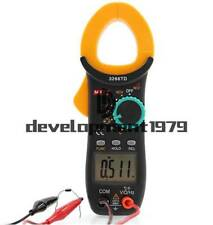 TY3266TD Digital Clamp Meter tension Fréquence actuelle Capacitance Résistance Temp
