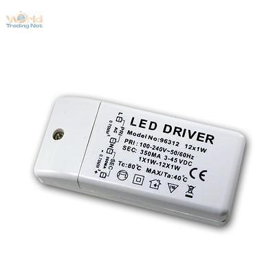 Vorschaltgerät 350mA für 1-12 1W HighPower-LEDs Konstantstrom-Quelle Trafo KSQ