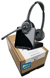 Plantronics CS520 Wireless Headset (84692-01) - Brand New, 1 Year Warranty
