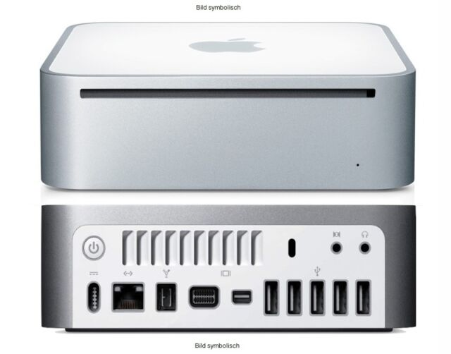 Apple Mac Mini MB463D/A - Core 2 Duo 2.0 GHz, 1 GB RAM, 120 GB HDD, SuperDrive