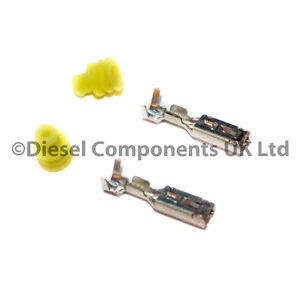Mercedes-Electrical-connector-Contact-Bush-and-seal-Pack-of-2