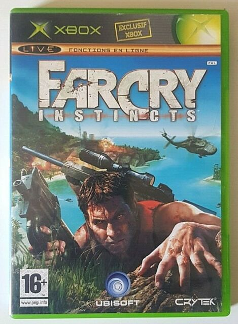 Far Cry Instincts - Microsoft Xbox - PAL - Complet