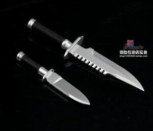 1-6-Scale-2-PC-Knives-from-Hot-Toys-mms276-Commando-John-Matrix-Figure