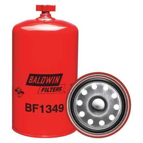 BALDWIN FILTERS BF1349 Fuel Filter,8-7/32 x 4-9/32 x 8-7/32 In