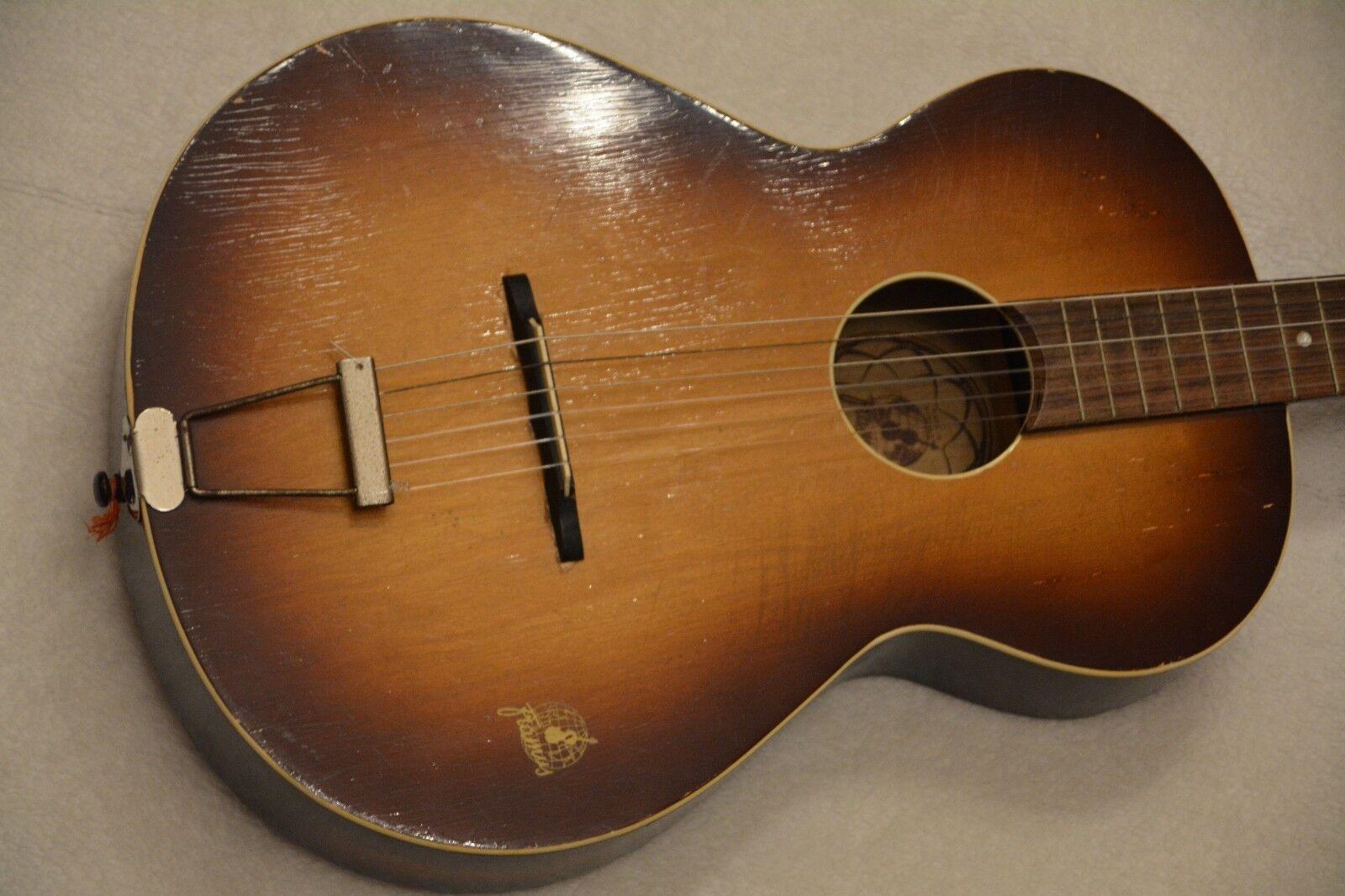 Alte Gitarre Framus Jazz Gitarre.