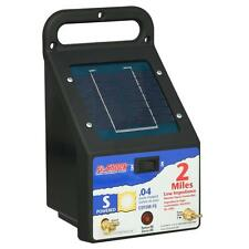 Fi Shock 2 MIle Solar Fence Charger - Fencer