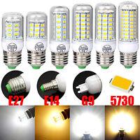 E27/E14/G9 7W/10W/12W/16W/18W 5730 SMD LED Lampe Licht Leuchte Glühbirne Birne