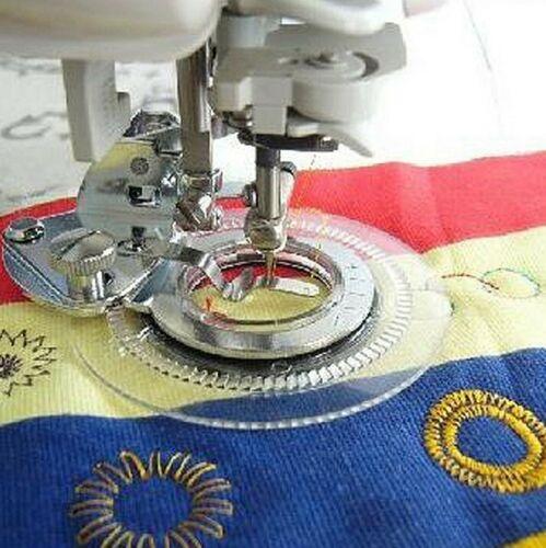 Fancy Flower Stictcher Foot Sewing Machines Low Shank Decorative Presser