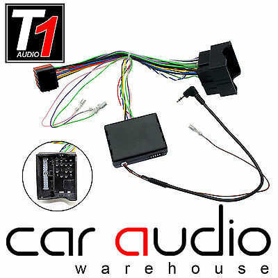 Ford S-Max 2007 On PIONEER Car Stereo Steering Wheel Interface Stalk Adapter