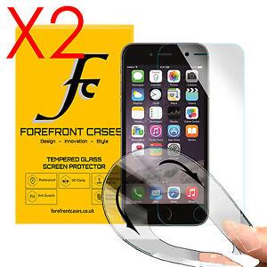 2-X-9h-HD-Flexible-Protector-de-Pantalla-Vidrio-Templado-para-Apple-Iphone-6s