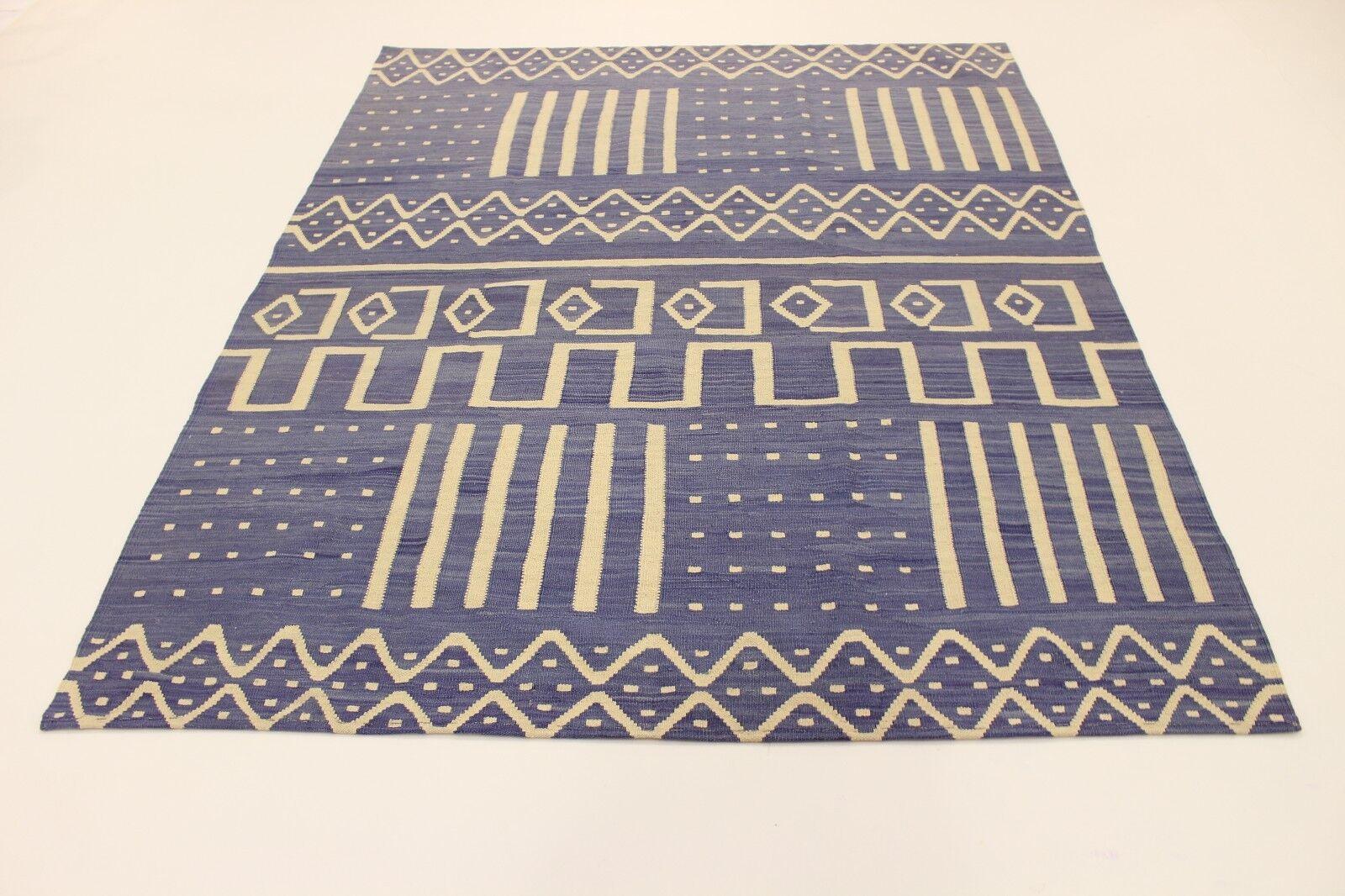 Diseñador Kelim Amme Collection Oriental Alfombra Persa 2,33 X 1,90
