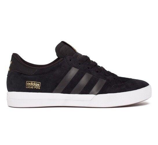 Adidas skaten lucas schwarz laufen weiße metallisches gold skaten Adidas (201) männer - schuhe f17f3e