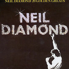 20 Golden Greats by Neil Diamond (CD, Feb-1994, Universal/Mca)