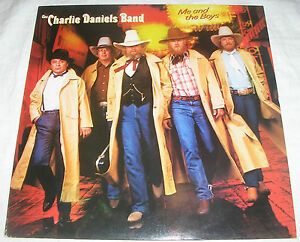 Charlie Daniels Band - Me and the Boys - Vinyl LP Album - Solingen, Deutschland - Charlie Daniels Band - Me and the Boys - Vinyl LP Album - Solingen, Deutschland
