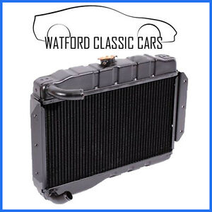 Brand-NEW-MGB-GT-and-Roadster-Centre-Fill-Radiator-1969-1976-NRP1142