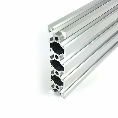 V-Slot Aluminium Extrusion Linear Motion Rail - 3D Printer CNC - 1000x20x80mm