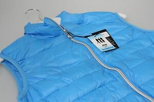 JRB-Golf-Gilet-Body-Warmer-Bright-Sky-Cosmic-Blue-Lightweight-Pack-Bag-S-M-New
