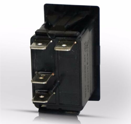 -OFF w//IND Lamp momentary marine ON Carling Contura Rocker Switch V2D1A60B