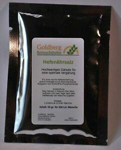 Goldberg-Hefenaehrsalz-10-gr-Gaersalz-fuer-100-Ltr-Most-oder-Maische