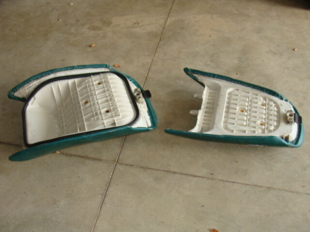 00 99 Yamaha Waverunner XL 1200 Ltd xl1200 Gp Ltd 1200 Komplett Vorne Hinten Sitz Schwarz ba06a6