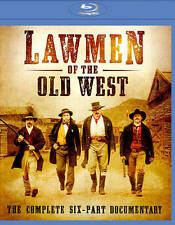 Lawmen of the Old West (Blu-Ray Disc, 2014) (6 Part Complete Series, 5 Hours)