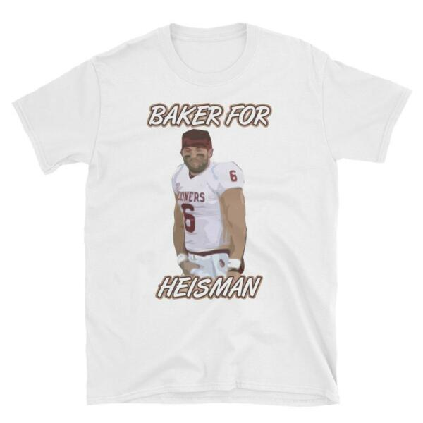Buy Baker Mayfield Sweatshirt Crewneck Jersey Heisman Oklahoma Sooners  Football online  37d90141f