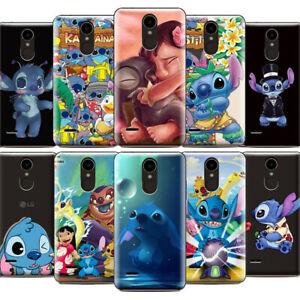 ad7c59f917f Lilo & Stitch Cute Cartoon Pattern Ultra Thin Phone Case Cover For ...