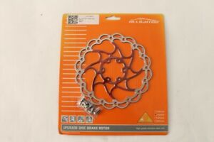 Red ALLIGATOR MOTION Stainless Disc Brake Rotor,160mm