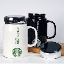 Hot 2019 New Starbucks Coffee Mugs with lid Water cup 500ml Gift Limited Edition