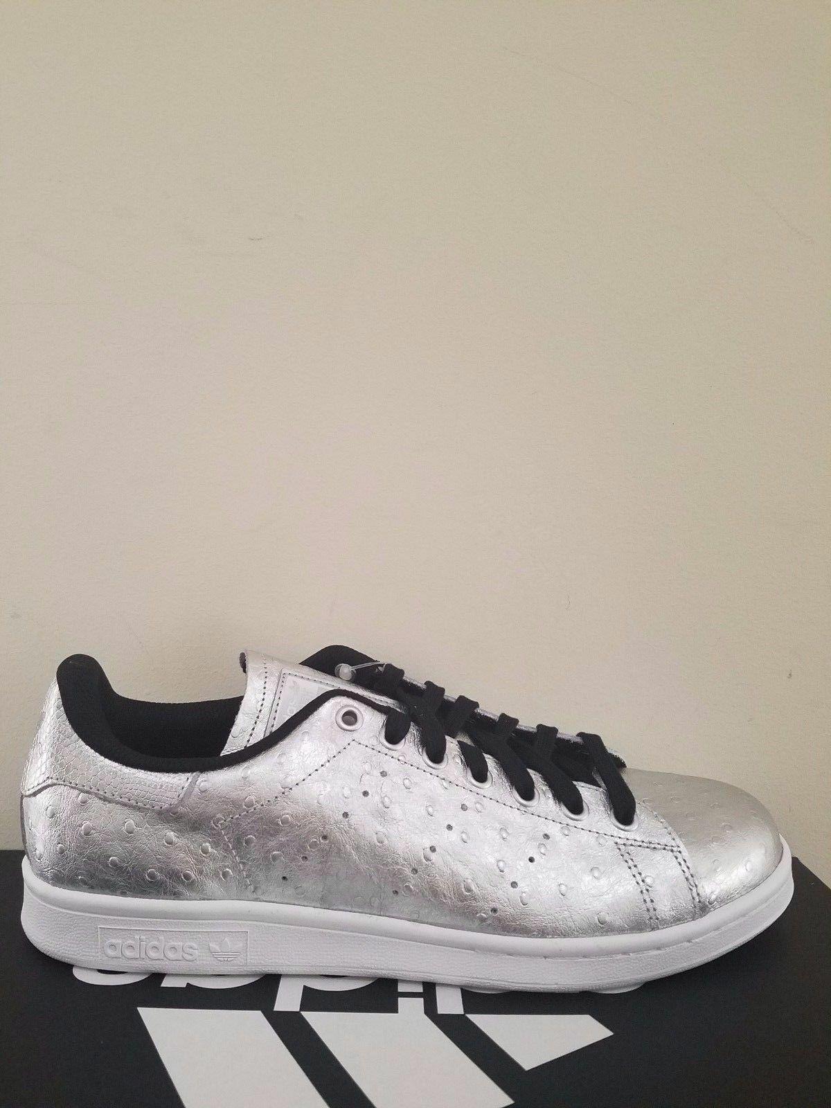 Adidas Herren Original Stan Smith Schuhe Größe 10 Neu in Box