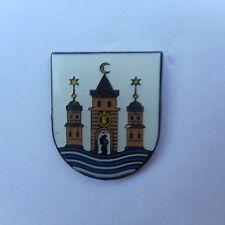 Kopenhagen Wappen,Pin,Badge,Coat of Arms København,Dänemark,Danmark