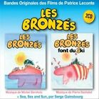 Les Bronz's, Vols. 1 & 2 by Various Artists (CD, Dec-2010, 2 Discs, FGL Productions)
