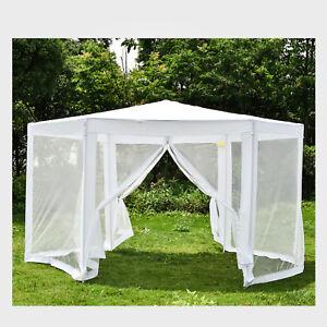 Hexagonal-Patio-Gazebo-Outdoor-Canopy-Party-Tent-Garden-Tent-with-Mosquito-Net