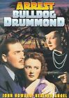 Arrest Bulldog Drummond 0089218471796 DVD Region 1