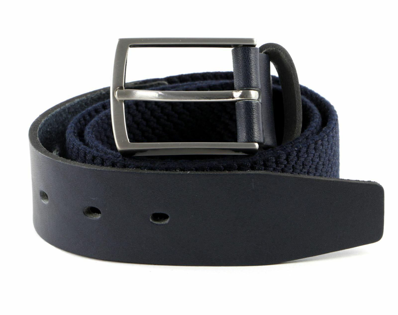 LLOYD Strech Belt W95 Gürtel Accessoire Marine Blau