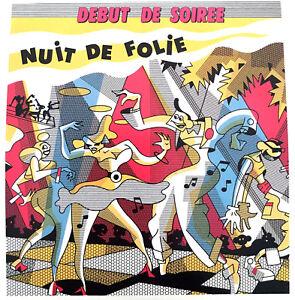 Debut-De-Soiree-Maxi-CD-3-034-Nuit-De-Folie-France-M-M