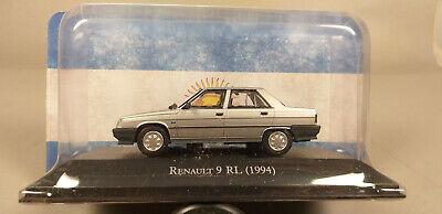Diecast 1:43 Argentina Modern Cars 80//90 1992 Renault 18 TS Break