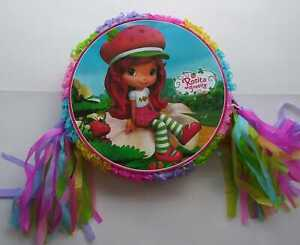 Strawberry-Shortcake-Pinata-Birthday-Party-Game-party-Decoration-Free-Shipping
