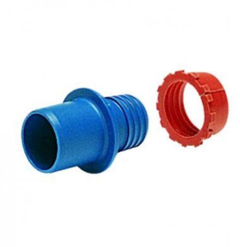 """Pack de 5 Plasson faible densité PE 3//8/"""" Adaptateur 7786 bleu clair"""